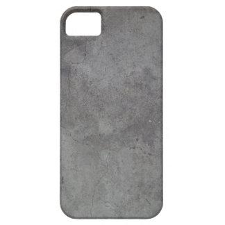 Caja gris concreta del iPhone 5 de la textura iPhone 5 Protector