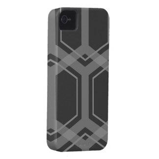 Caja (gris) del iPhone S de Panal iPhone 4 Cobertura