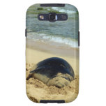 Caja hawaiana de la galaxia S3 del sello del monje Samsung Galaxy S3 Protector