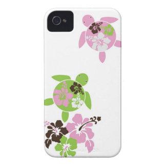 Caja hawaiana dulce de la casamata del iPhone 4 de iPhone 4 Cárcasa