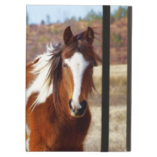 Caja hermosa del aire del iPad del caballo de la
