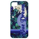 Caja ideal azul de la tensión iPhone 5 Case-Mate carcasa