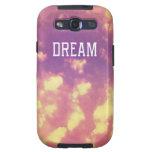 Caja ideal de la galaxia de Samsung Galaxy S3 Cárcasa