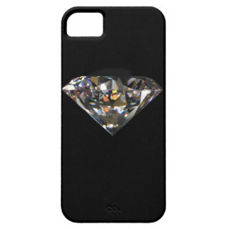 Caja impresa solitario del iPhone 5 del diamante iPhone 5 Case-Mate Cárcasas