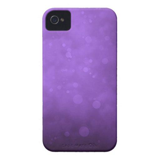 Caja impresionante de la zarzamora carcasa para iPhone 4 de Case-Mate