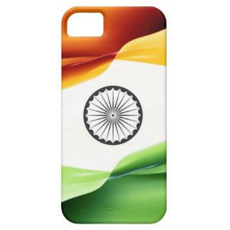 Caja india de la bandera Iphone5 Funda Para iPhone SE/5/5s