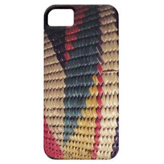 Caja india del teléfono de la armadura de cesta iPhone 5 carcasa