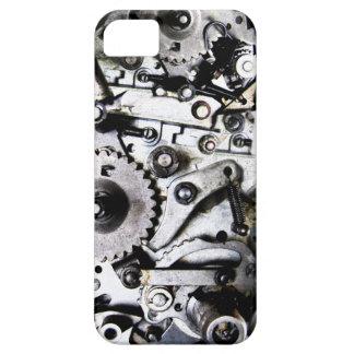 Caja industrial mecánica de los engranajes iphone5 funda para iPhone SE/5/5s
