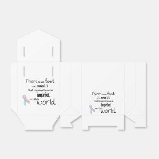 Caja infantil de la tienda de la conciencia de la cajas para detalles de boda