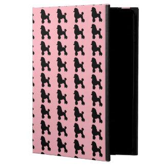 Caja inspirada falda rosada del aire del iPad del
