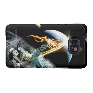 Caja intergaláctica de la galaxia de BBOY Samsung Samsung Galaxy S2 Funda