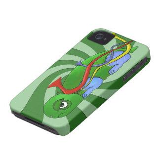 Caja intrépida de Blackberry 9700 9780 BT de la Case-Mate iPhone 4 Protector