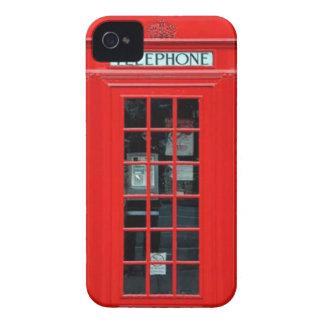Caja intrépida de Blackberry de la cabina de iPhone 4 Case-Mate Carcasa