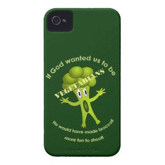 Caja intrépida de Blackberry de la cita Case-Mate iPhone 4 Protectores