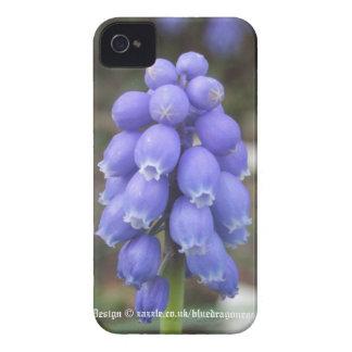 Caja intrépida de Blackberry de la flor 9700/9780 Carcasa Para iPhone 4 De Case-Mate