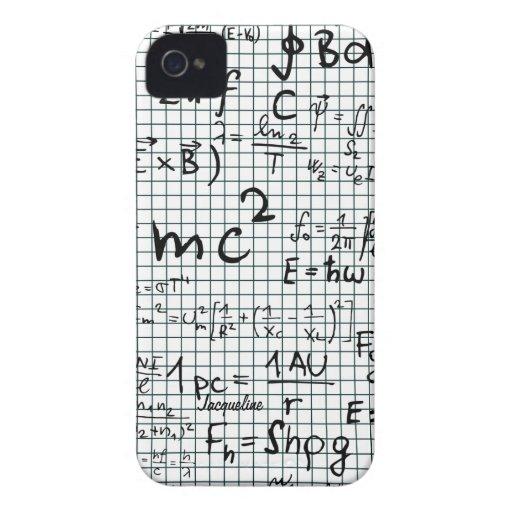 Caja intrépida de Blackberry de los números de iPhone 4 Coberturas