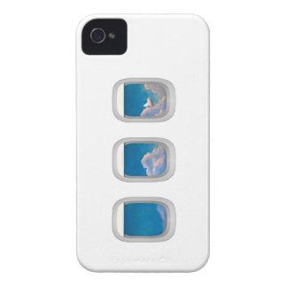 Caja intrépida de Blackberry del cerdo de encargo iPhone 4 Case-Mate Coberturas