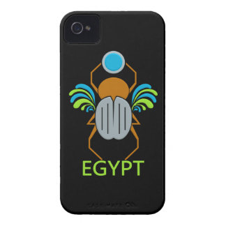 Caja intrépida de Blackberry del ESCARABAJO de iPhone 4 Case-Mate Cárcasas