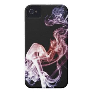 Caja intrépida de Blackberry del flujo mágico Case-Mate iPhone 4 Carcasa