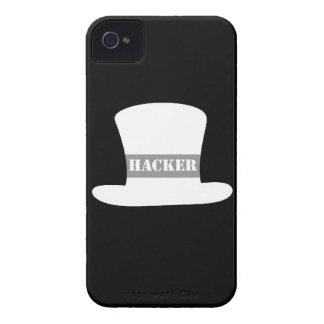 Caja intrépida de Blackberry del pirata Case-Mate iPhone 4 Protectores