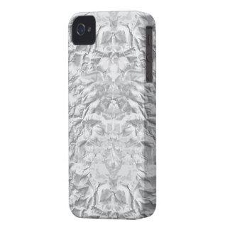 Caja intrépida de papel arrugada de Blackberry iPhone 4 Case-Mate Cárcasas