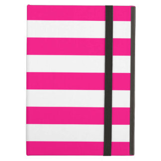 Caja intrépida del aire del iPad de las rosas