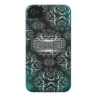 Caja intrépida tribal de Blackberry iPhone 4 Protector