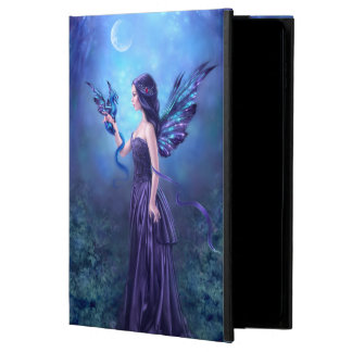 Caja iridiscente del aire 2 del iPad del arte de