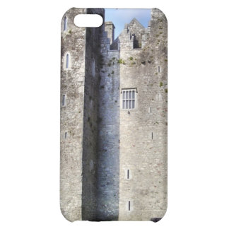 Caja irlandesa de la mota del castillo