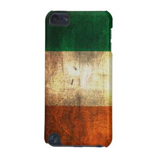 Caja irlandesa del teléfono de la bandera carcasa para iPod touch 5G