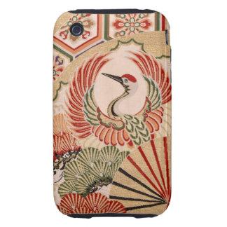Caja japonesa de la casamata del iPhone 3G/3GS de Tough iPhone 3 Protectores