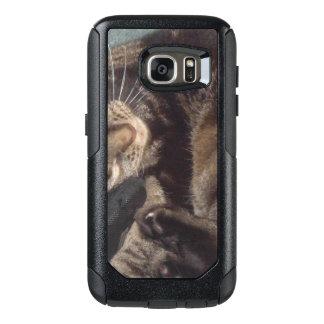 Caja juguetona de la galaxia S7 de Dave Funda Otterbox Para Samsung Galaxy S7