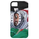 caja libre del teléfono de Palestina iPhone 5 Case-Mate Cárcasas