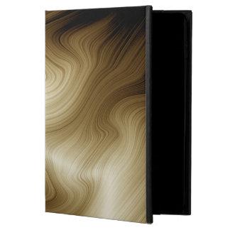 Caja ligera del aire 2 del iPad del café
