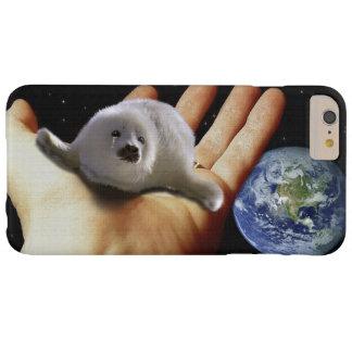 Caja linda del Fauna-Partidario del arte de la Funda Para iPhone 6 Plus Barely There