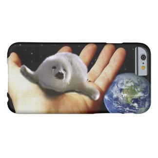 Caja linda del Fauna-Partidario del arte de la Funda De iPhone 6 Barely There