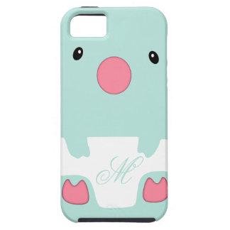 Caja linda del teléfono móvil del cerdo iPhone 5 Case-Mate cárcasa