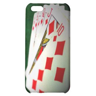 caja lisa del póker