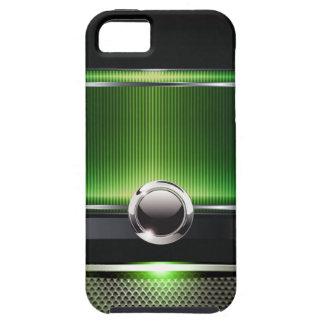 Caja lisa euro lujosa del teléfono del diseñador funda para iPhone SE/5/5s