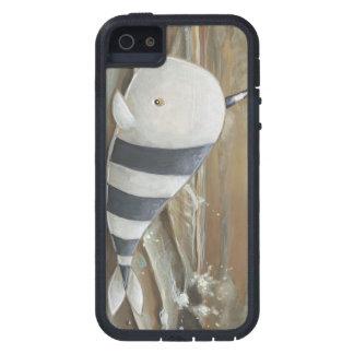 Caja lowbrow gótica del teléfono del arte de la iPhone 5 funda