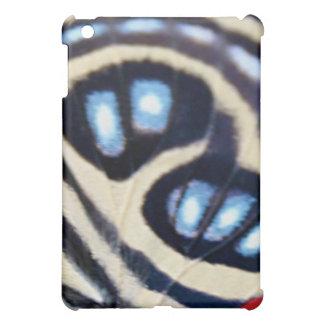 Caja manchada del iPad de la mota de la mariposa