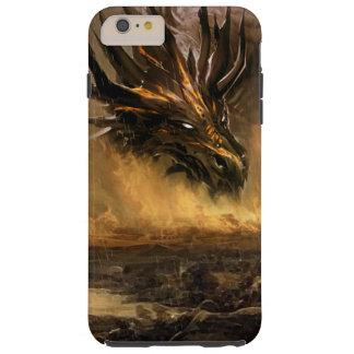 caja más del dragón del iphone 6 funda para iPhone 6 plus tough