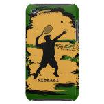 Caja masculina de iPod del jugador de tenis iPod Case-Mate Cobertura