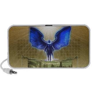 Caja masculina del altavoz Angel-starlight7