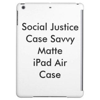 Caja mate lista del aire del iPad del caso de la