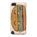 Caja menor de iPod de la hamburguesa