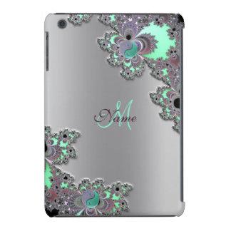 Caja metálica de plata personalizada del iPad del Funda Para iPad Mini Retina