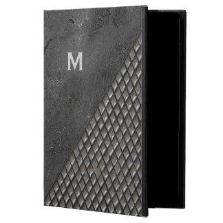 Caja metálica gris del aire 2 del iPad del
