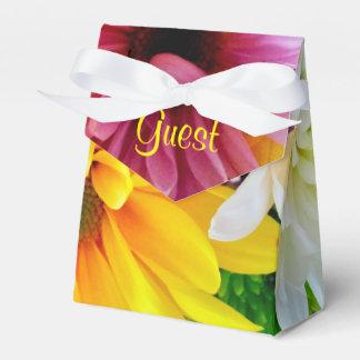Caja mezclada del favor del estilo de la cajas para regalos de fiestas