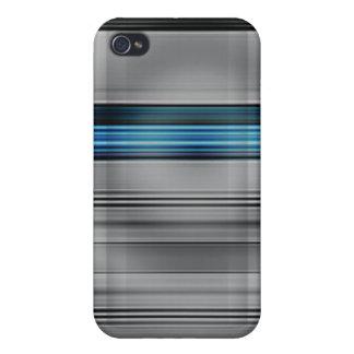 Caja moderna de la mota de la tecnología 1 iPhone 4 carcasas